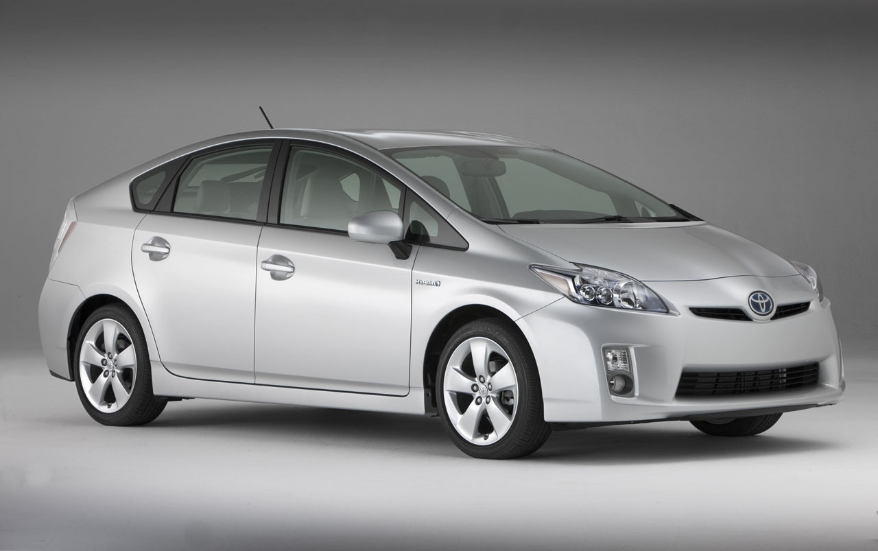 Toyota Prius 2010 Review Thailand